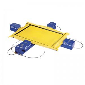 Устройства для натяжения сетки, Тензометры