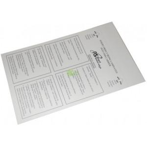 Защитные конверты для ламинаторов