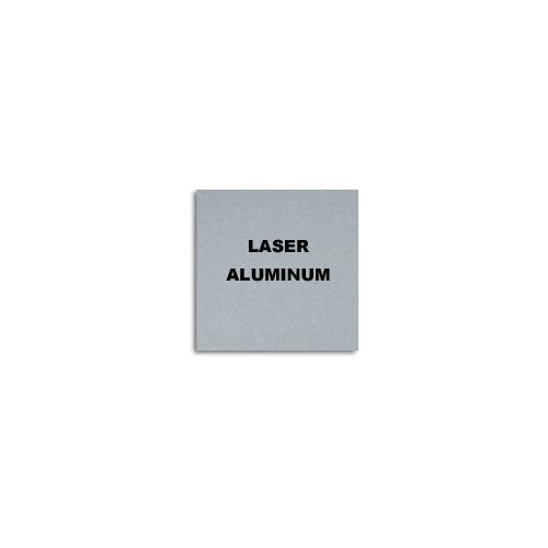 Алюминий для лазерной гравировки, серебро/черный 600х300х0,5мм