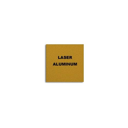 Алюминий для лазерной гравировки, золото/черный 600х300х0,5мм
