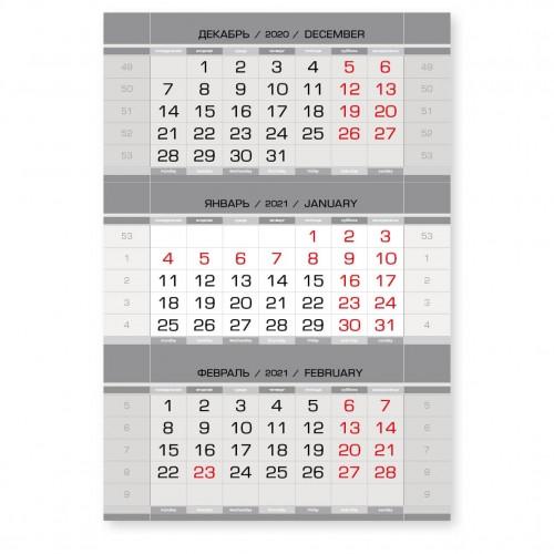 Календарные блоки серебро резаные, мелованные, красные субботы, 50 комплектов