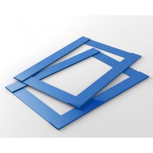 Календарные курсоры 29 х 33 см, синие, 100 шт