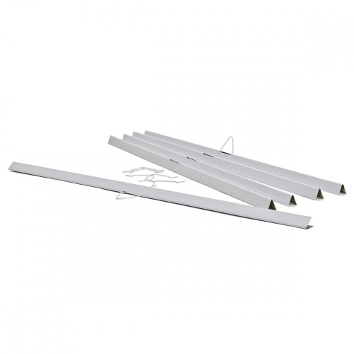 Календарные рамки белые, 335 мм, 500 шт