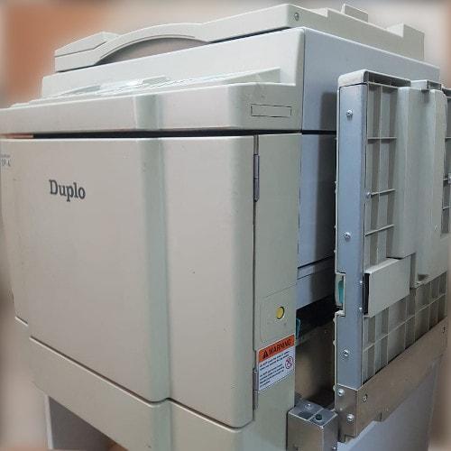 Дупликатор Duplo DP-430 Б/У