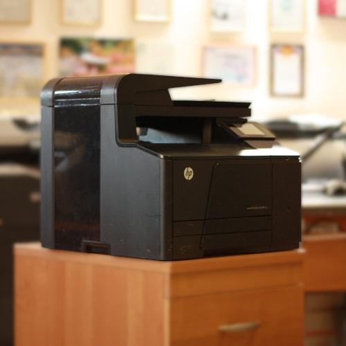МФУ HP LaserJet Pro 200 M276nw Б/У