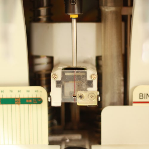 Аппарат для установки пластиковых люверсов Steiger D-50 Auto Б/У
