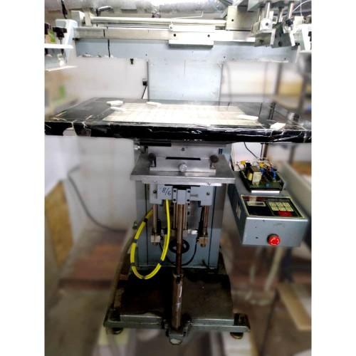 Станок для трафаретной печати Winon WSC-500A полуавтоматический Б/У