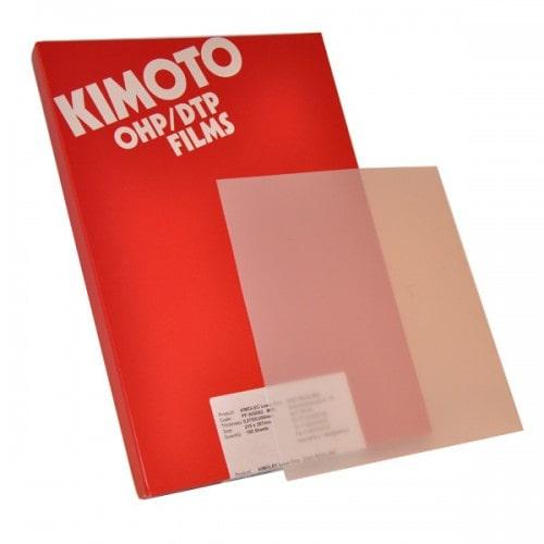 Пленка Kimoto А3 матовая для лазерного принтера, 100 л