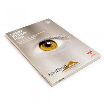 Пленка для фотовывода NovaSharp Pearl для лазерного принтера матовая, А4, 100 мкр, 100 листов