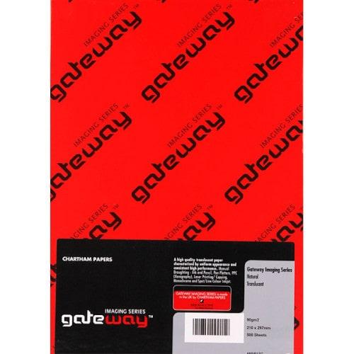 Калька Gateway А4, 90г/м2, 250 л
