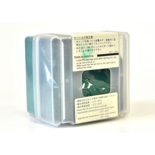 Краска DUPLO INK515 зеленая, 600 мл (DUP90123)