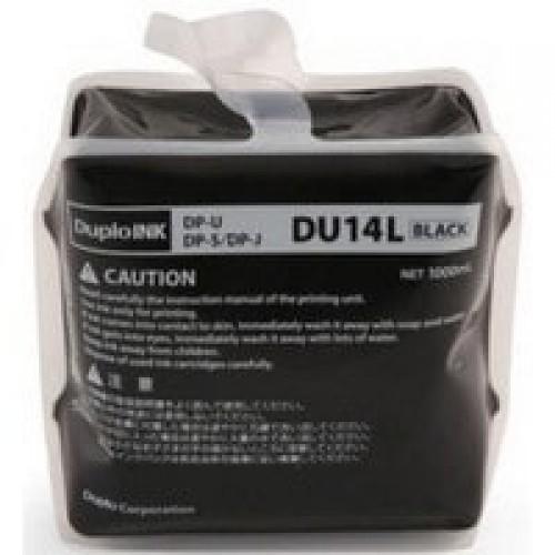 Краска DUPLO DU14L, черная