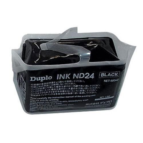 Краска DUPLO ND24 для DP-430, черная, 0.6л