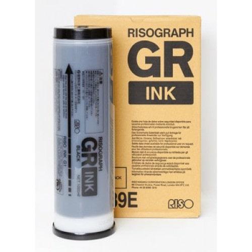 Краска RISO GR S-539E черная, 1л