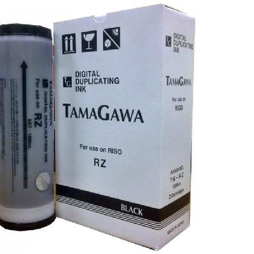 Краска TG-RZ черная, 1000 мл, Tamagawa