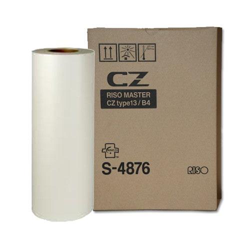 Мастер-пленка RISO CZ S-4876 TYPE13, B4