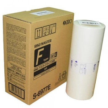 RISO Мастер-пленка F-Type формата А4 (стандартное качество 600dpi) для SF 5030 295 кадров