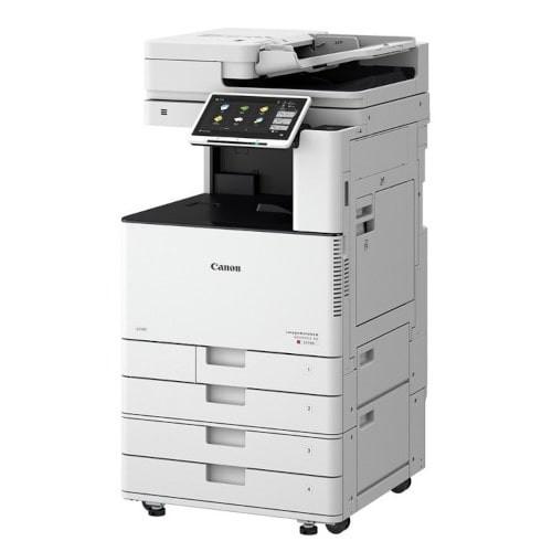 Принтер МФУ Canon IR ADVANCE C3730i III MFP (АПО двухсторонний, пьедестал, комплект тонеров)