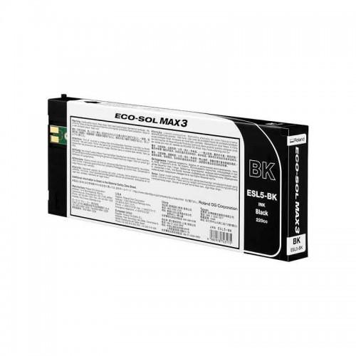 Картридж черный Roland ECO-Sol MAX3, ESL5-BK, 220мл