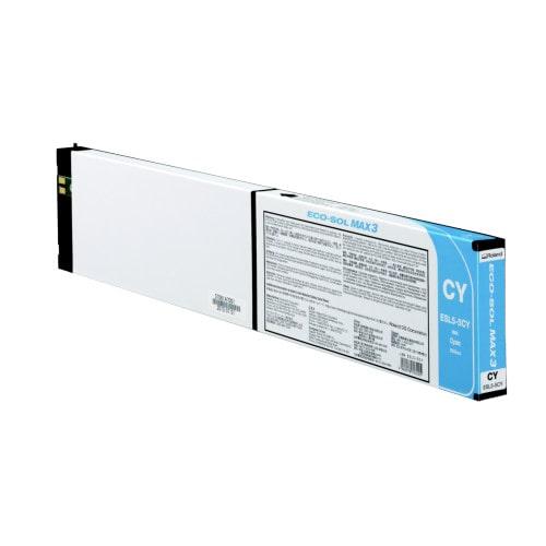Картридж голубой Roland ECO-Sol MAX3, ESL5-5CY, 500мл