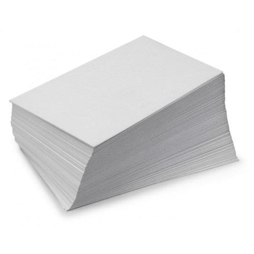 Картон форзацный, белый