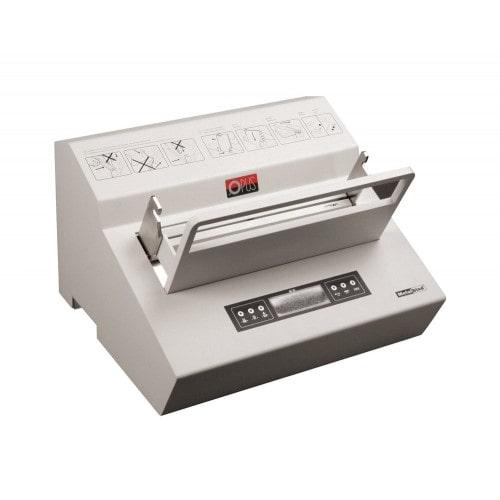Брошюровщик Opus MBE 300 электрический (до 300 листов)