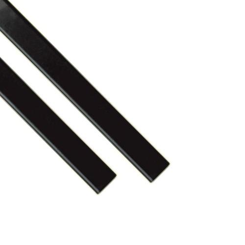 Каналы Металбинд O.SimpleChannel чёрные А4, 20 мм (до 190 листов), 25 шт