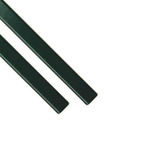 Каналы Металбинд O.SimpleChannel зелёные А4, 7 мм (до 60 листов), 25 шт