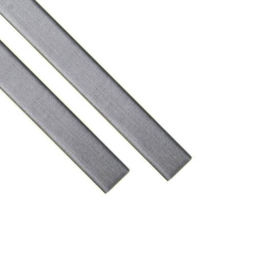 """Каналы Металбинд O.CHANNEL с покрытием """"ткань"""" серые А4, 16 мм (до 150 листов), 10 шт"""