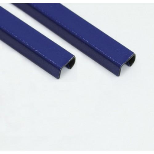 Каналы Металбинд 10мм (до 90 листов) А4, синие, неоригинальные, 1шт