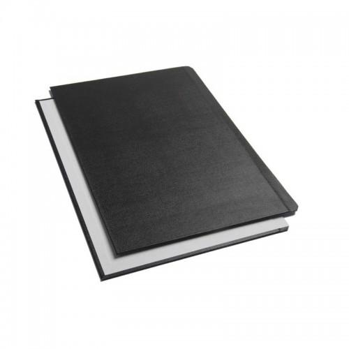 Обложки Металбинд O.hard Cover черные, 217х151 мм, 10 пар