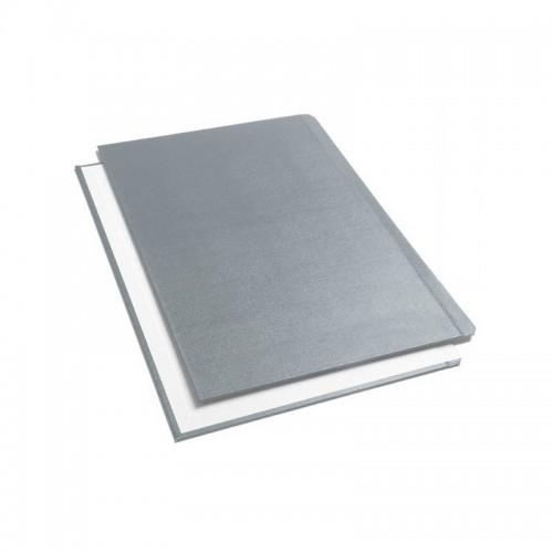 Обложки Металбинд O.hard Cover серые, 304х212 мм, 10 пар