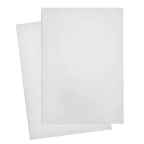 Обложки для переплета белые А4 300 мкм, 50 шт
