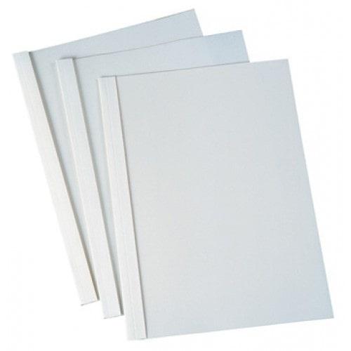 Обложки для термопереплёта прозрачные 3 мм (до 30 листов), 100 шт
