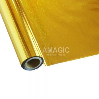 Фольга для текстиля Amagic TSX G0KP12, золотой песок, 0.64x60м