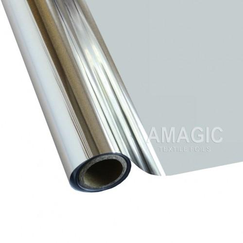 Фольга для текстиля Amagic TSX S5, серебро, 0.64x300м