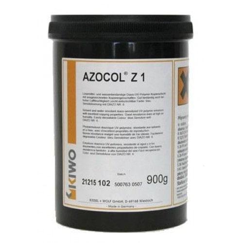 Фотоэмульсия KIWO AZOCOL Z1, 900 г.