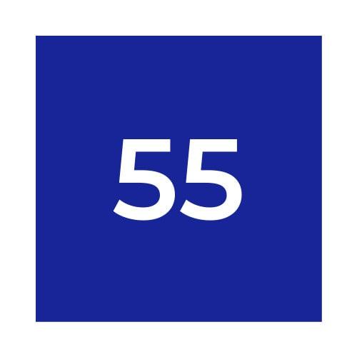 Краска Marabu SR 055 синий ультрамарин