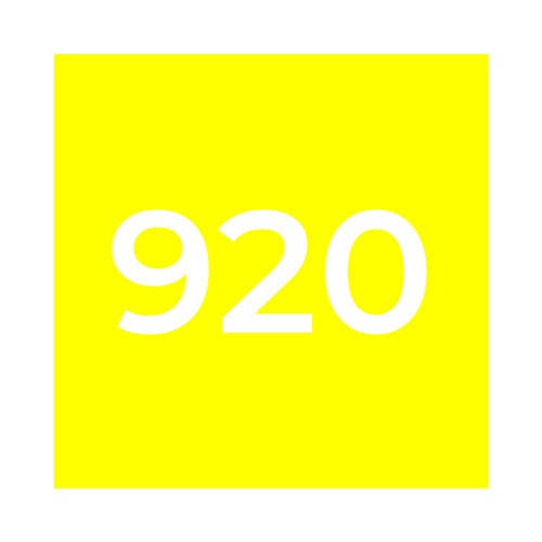 Краска Marabu TPR 920 лимонный