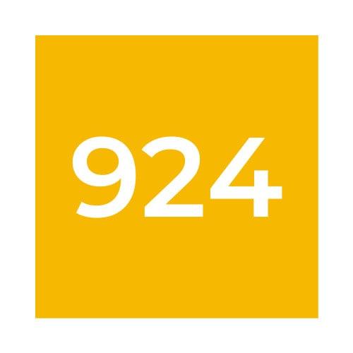 Краска Marabu UVFM 924 средне-желтая, 1кг