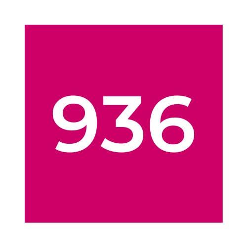 Краска Marabu UVS 936 пурпурная
