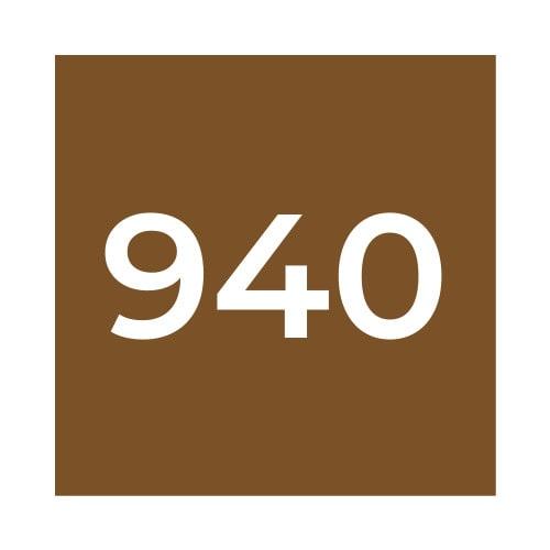 Краска Marabu TPR 940 коричневая