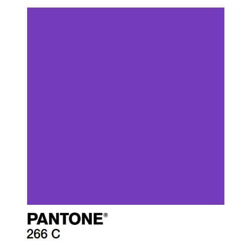 Краска Marabu PY Pantone 266 C фиолетовая