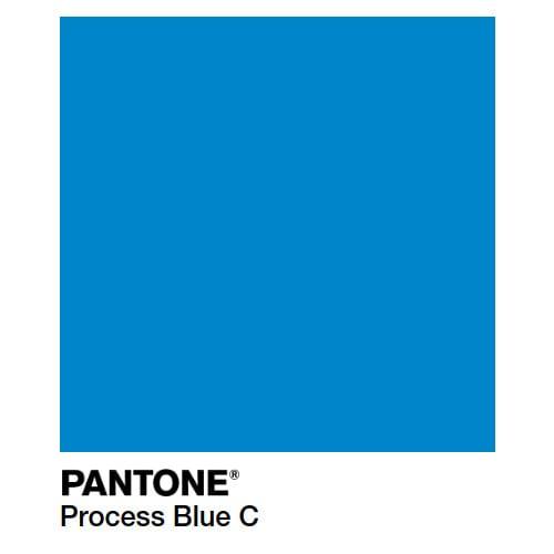 Краска Marabu GL Pantone Process Blue C голубая