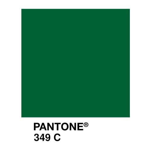 Краска Tampastar TPR Pantone 349 C