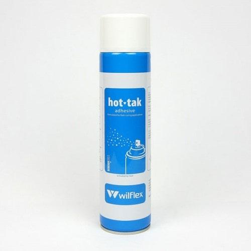 Клей Wilflex Hot-Tak Spray, 600мл