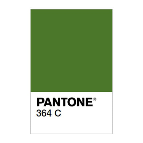 Краска пластизолевая Спика ТП-364 С Pantone зеленая