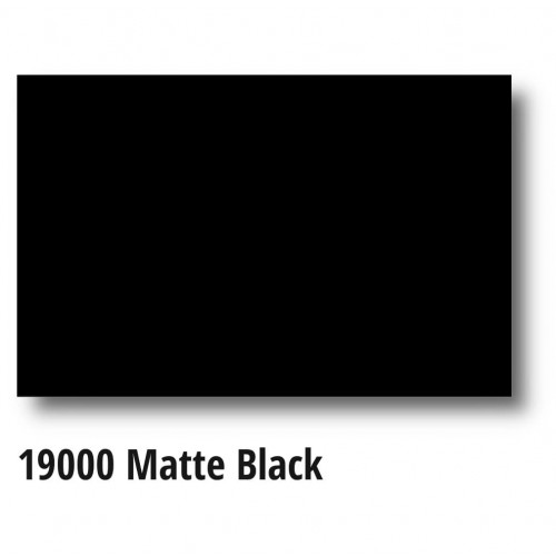 Краска WILFLEX 19000PFX Epic Matte Black черная кроющая, по текстилю, 22.9 кг