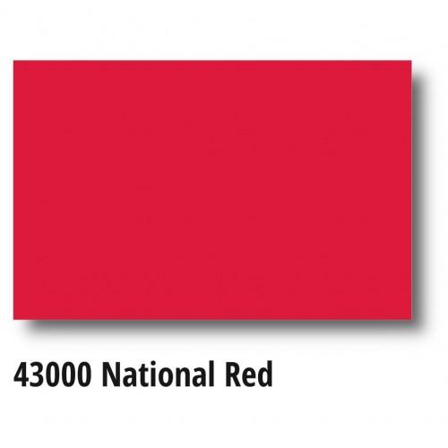 Краска WILFLEX 43000PFX Пластизолевая Красная, кроющая, по текстилю, 1кг