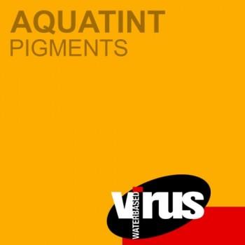 Пигмент AquaTint Golden Yellow A, Водный, Золотисто-желтый